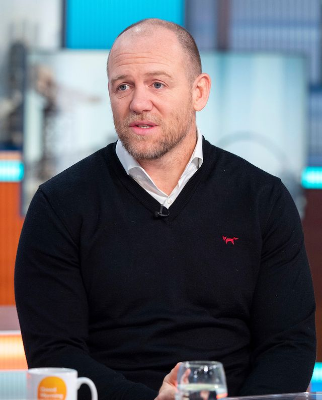 Mike Tindall opens up about his father's battle with 'nightmare ...