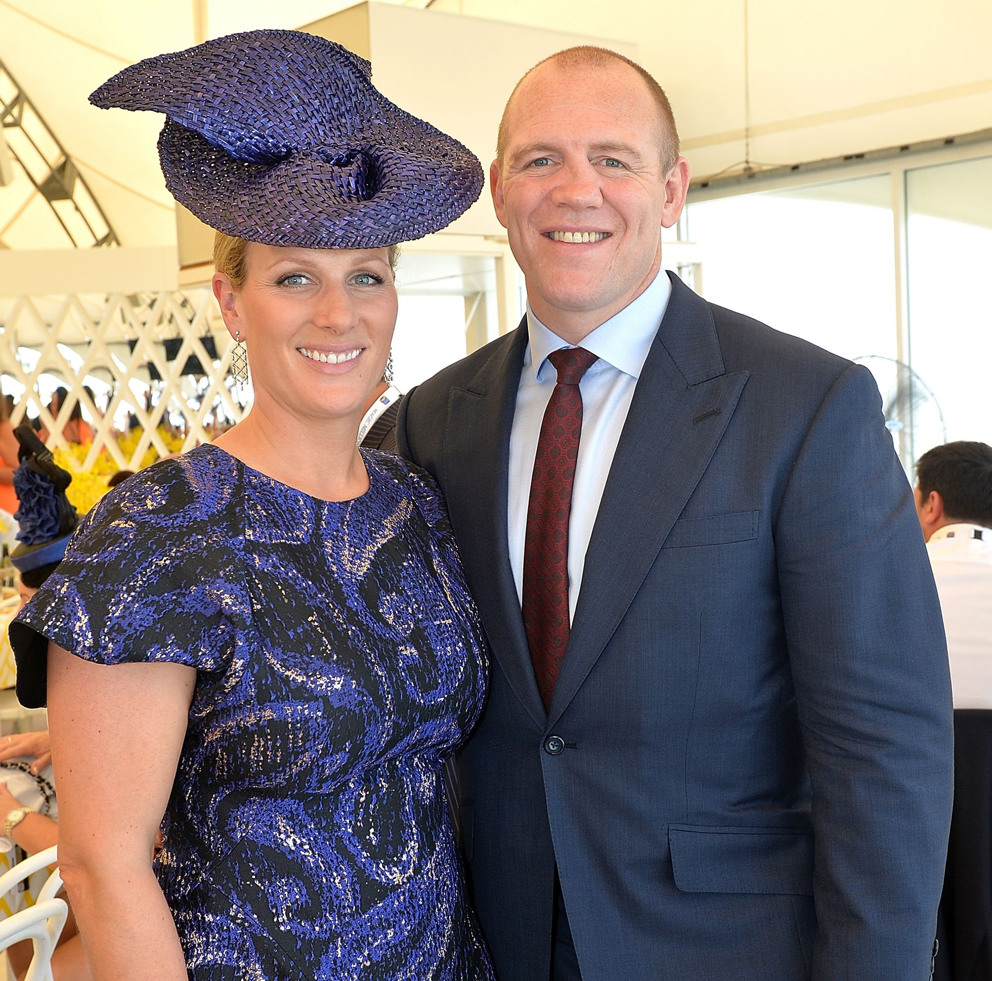 It looks like Mike Tindall just became the latest royal to open an Instagram account