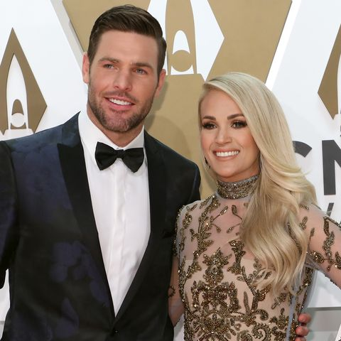 Carrie Underwood And Mike Fisher Celebrate 10 Year Anniversary