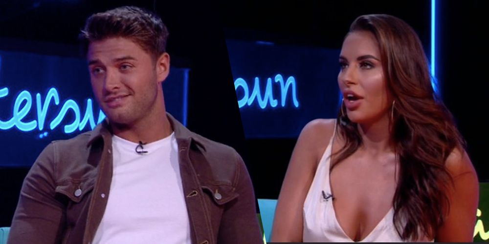 This is how Jess and Mike reacted to Dom hearing rumours they hooked up