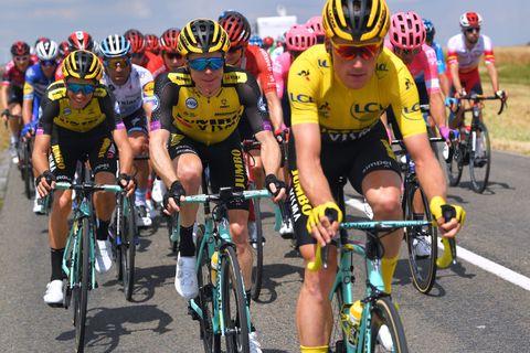 Start Tour de France naar 29 augustus