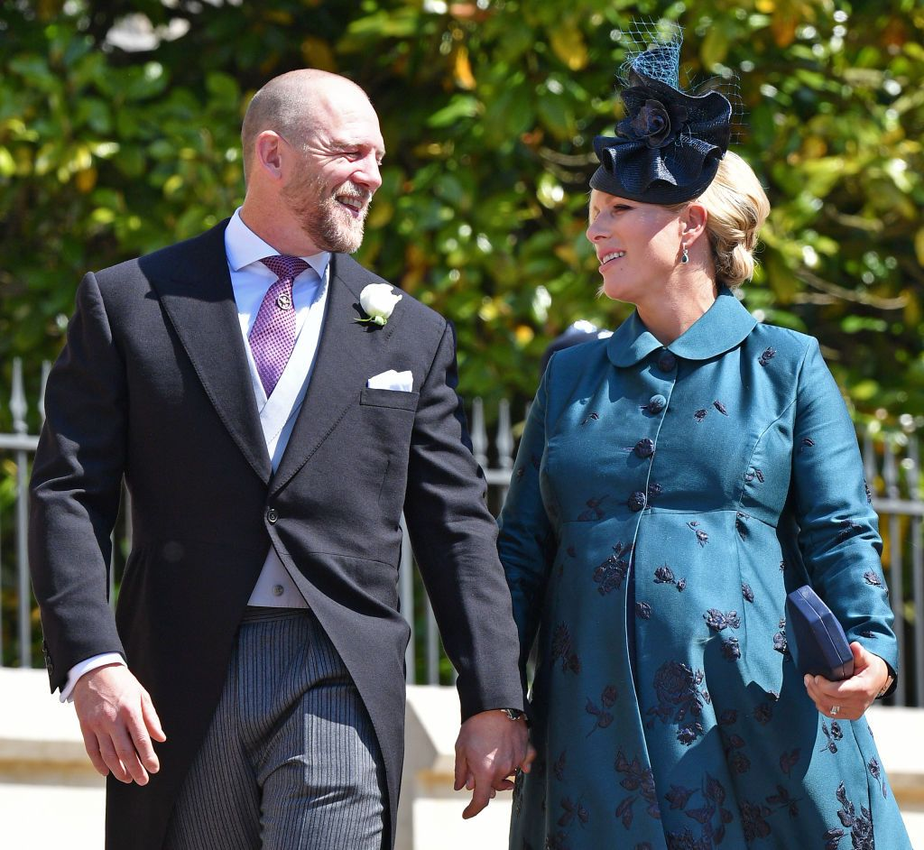 Mike Tindall says he turned down Strictly Come Dancing