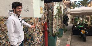 Miki graba en Israel la postal para Eurovisión 2019 de 'La venda'