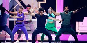 Miki defiende La Venda en Eurovision
