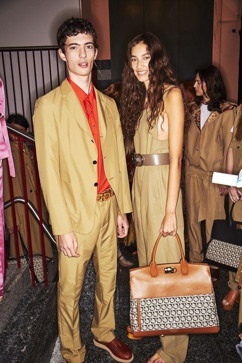 Fashion, Fashion design, Event, Suit, Outerwear, Formal wear, Fashion model, Haute couture, Blazer, Fashion accessory,