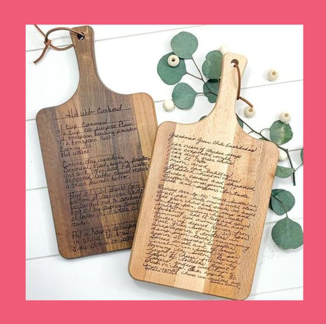 mil gifts flowers cutting board
