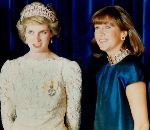 princess diana Mila Mulroney jessica mother in law