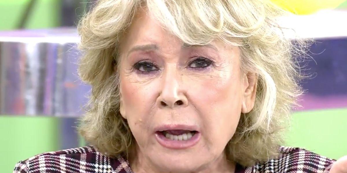 Mila Ximénez habla del comportamiento 'deleznable' de Enrique Ponce con Paloma Cuevas