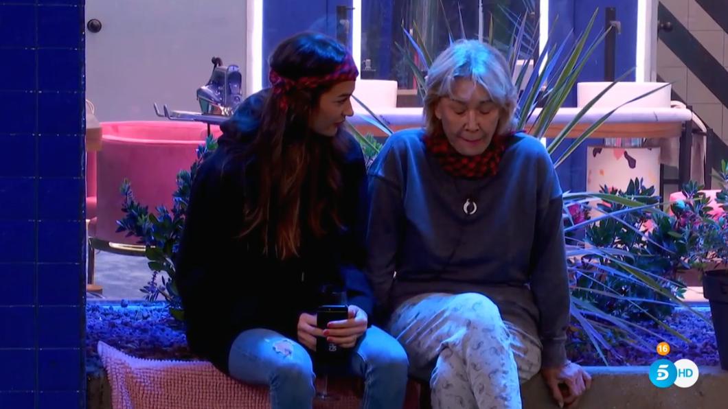 Mila Ximénez y Estela Grande hacen las paces