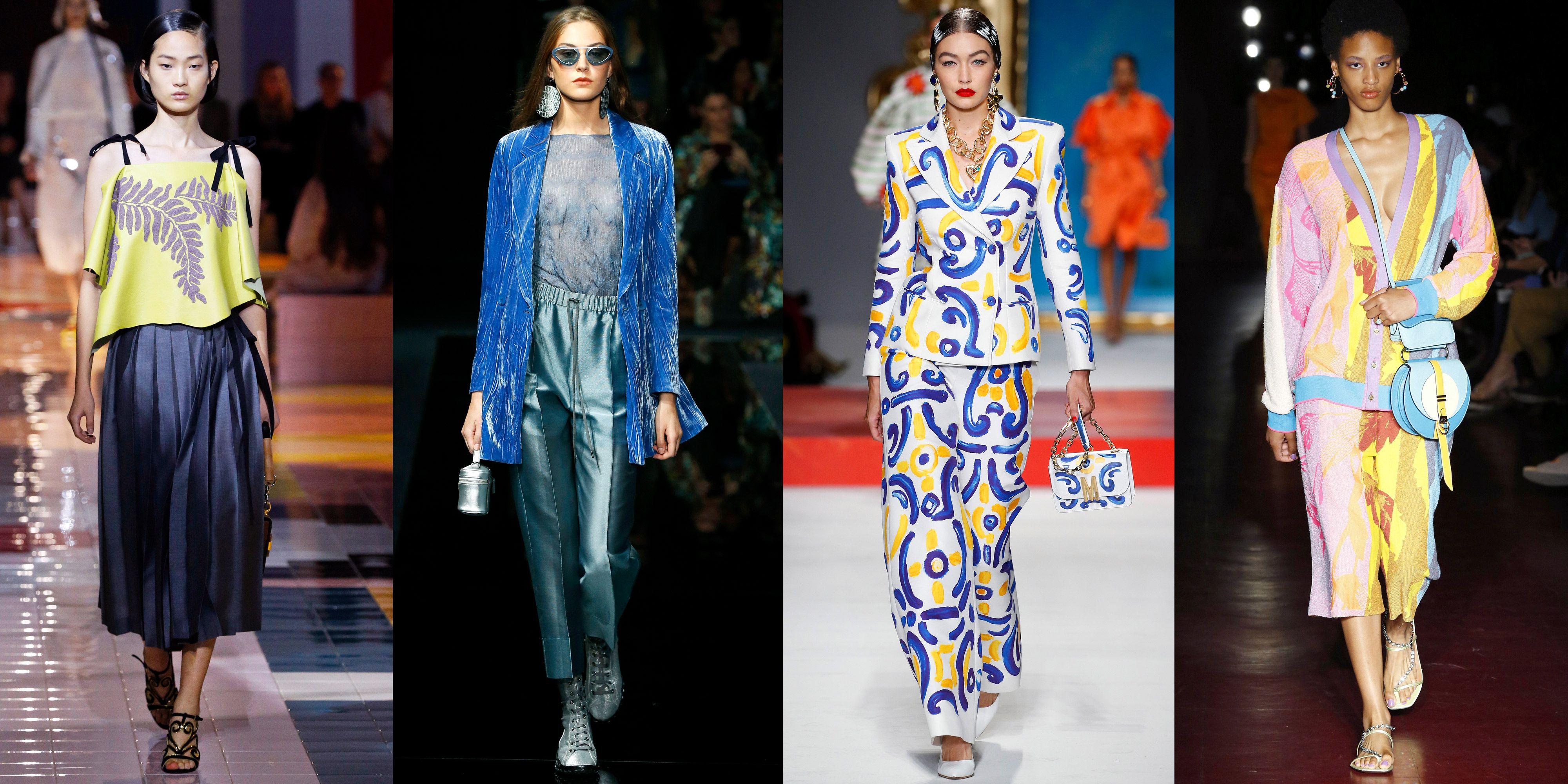 Our Favorite Milan Fashion Week Runway Looks