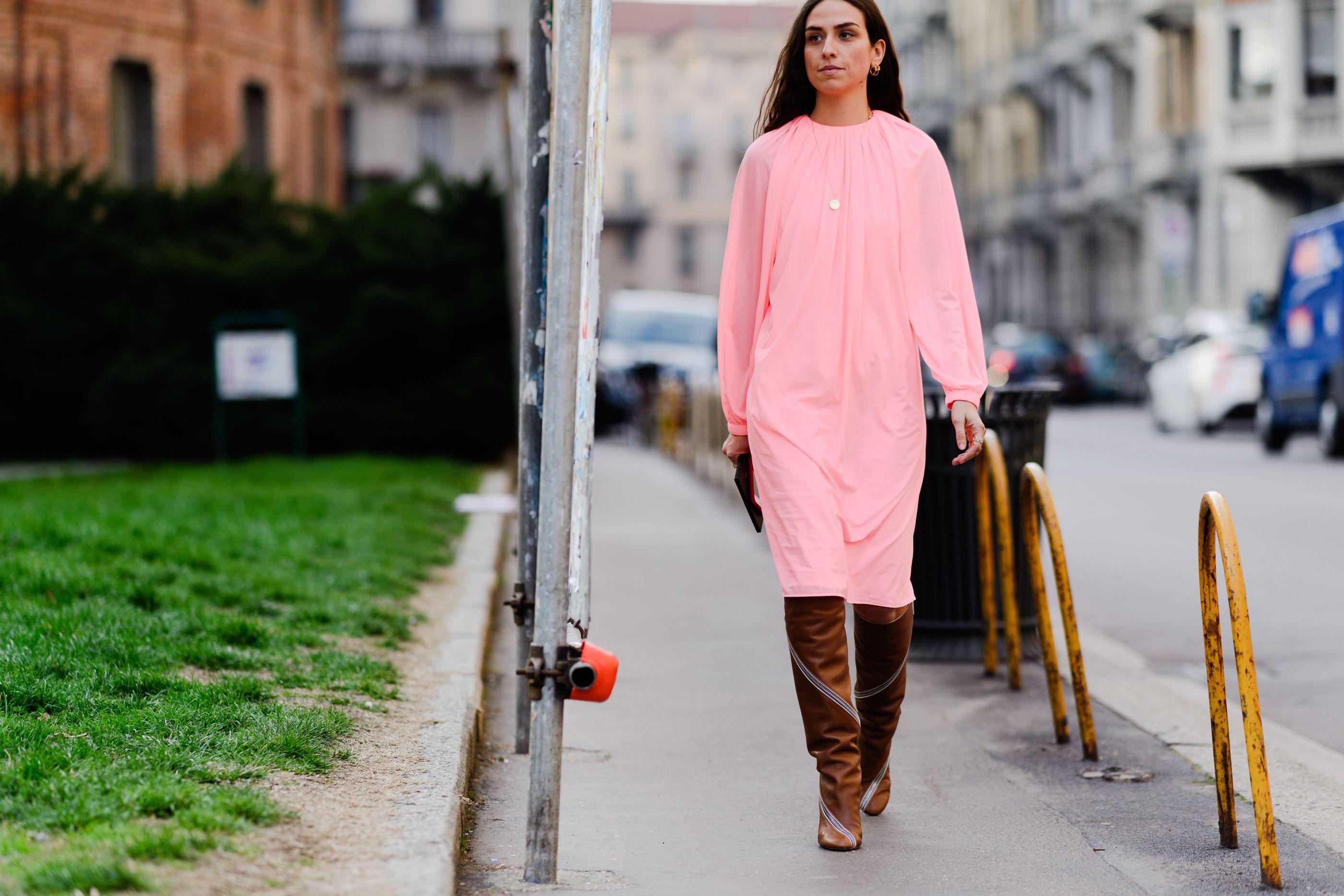 Milan Fashion Week Fall 2018 Street Style