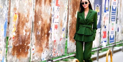 Green, Street fashion, Clothing, Eyewear, Fashion, Yellow, Outerwear, Sunglasses, Glasses, Jacket,