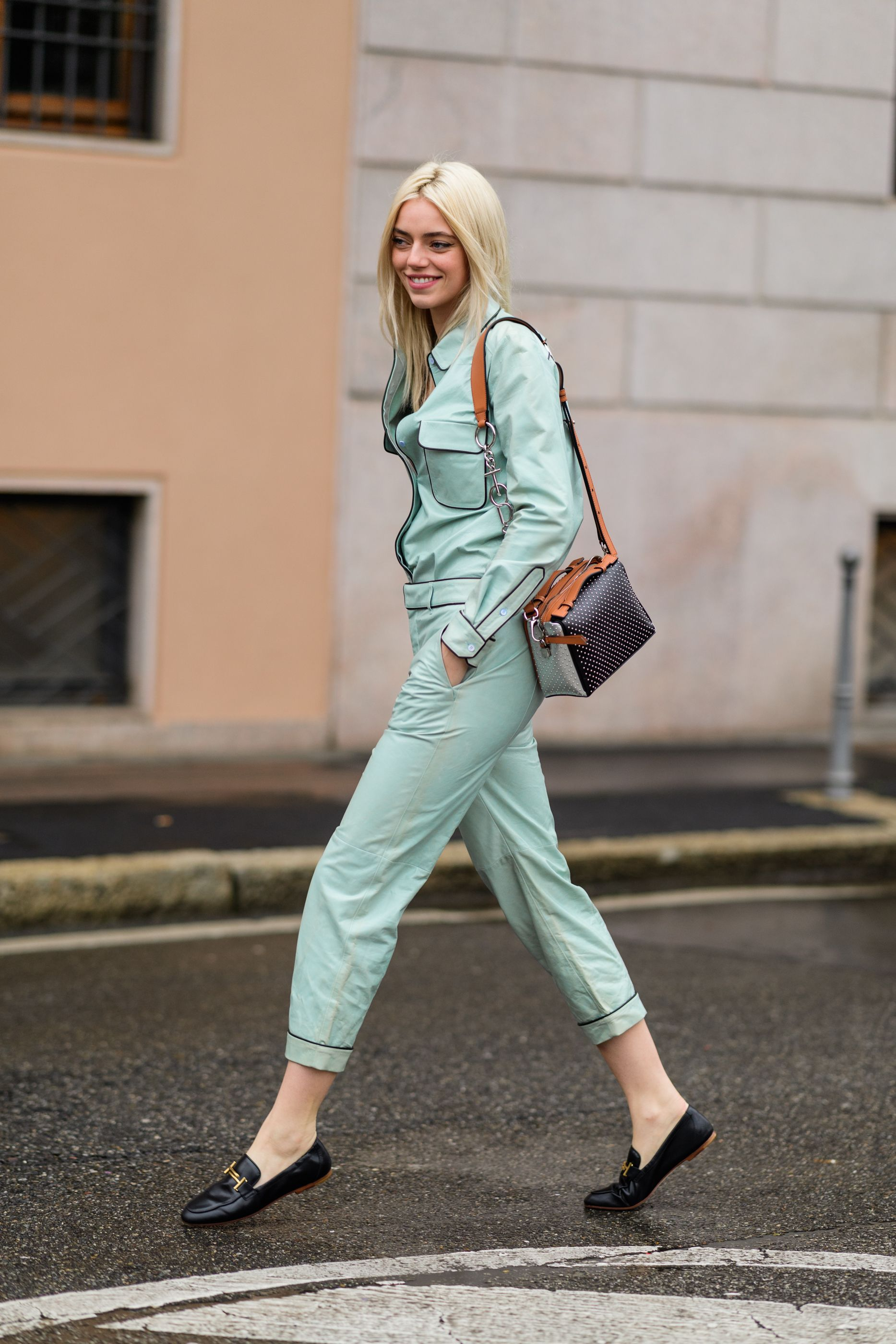 Best Street Style Spotted at MFW – Best Outfits From Fall Milan Fashion Week 8f0117e7ca5
