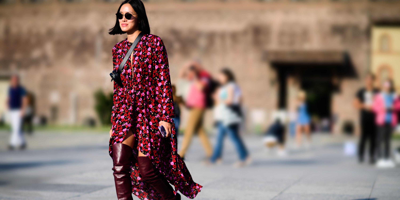 2018 Fashion Dresses for Women