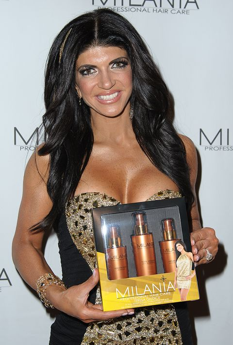 Teresa Giudice's Milania Hair Care