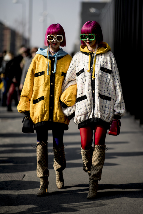 Milano Fashion Week Streetstyle 2019