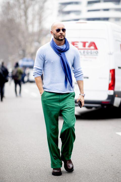 Como Combinar Unos Pantalones Chinos