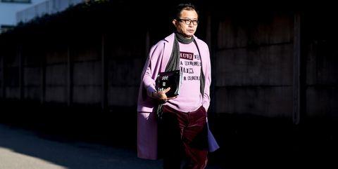 Fashion, Pink, Street fashion, Running, Recreation, Sportswear, Footwear, Photography, Outerwear, Architecture,