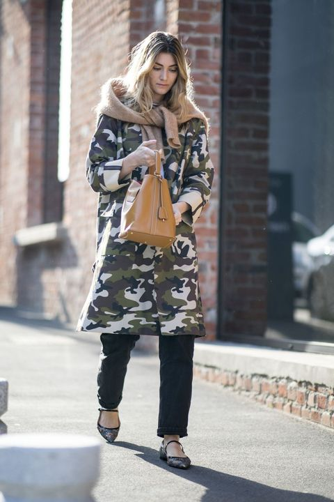 Clothing, Street fashion, Photograph, Fashion, Snapshot, Coat, Yellow, Footwear, Outerwear, Photography,