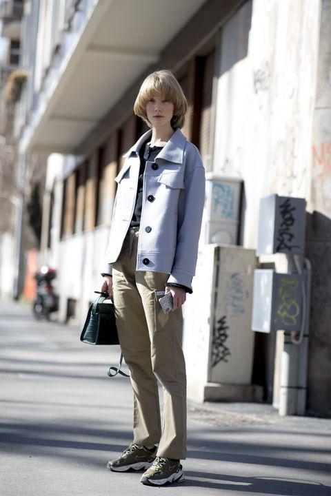milan fashion week street style aw19