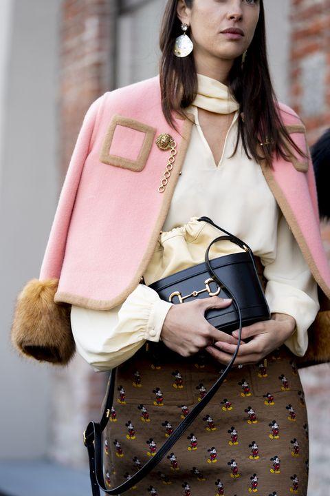 milan fashion weekstreet style details aw20