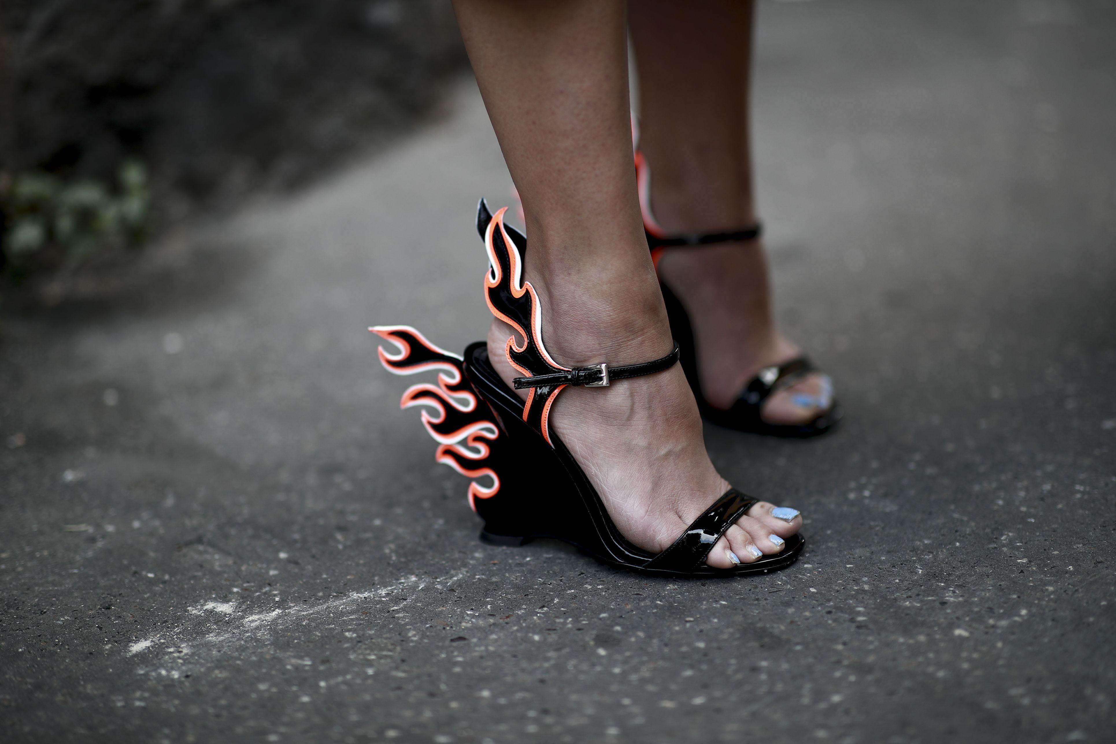 milan fashion week SS19 street style details