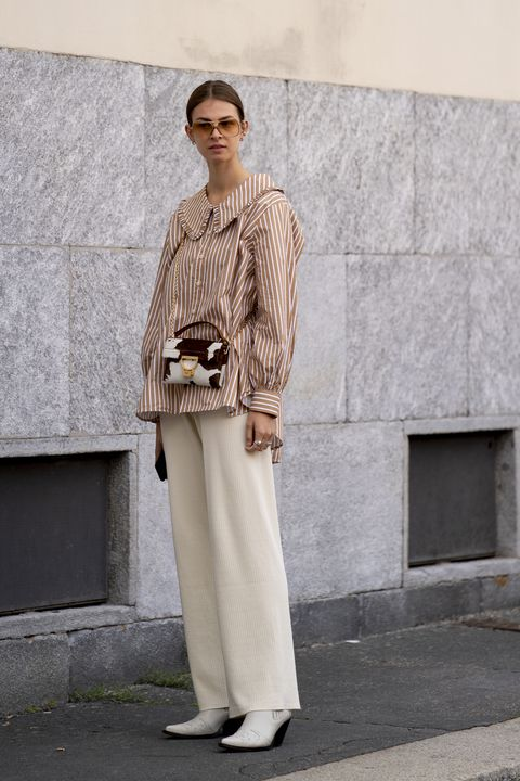 milan fashion week street style   day 3