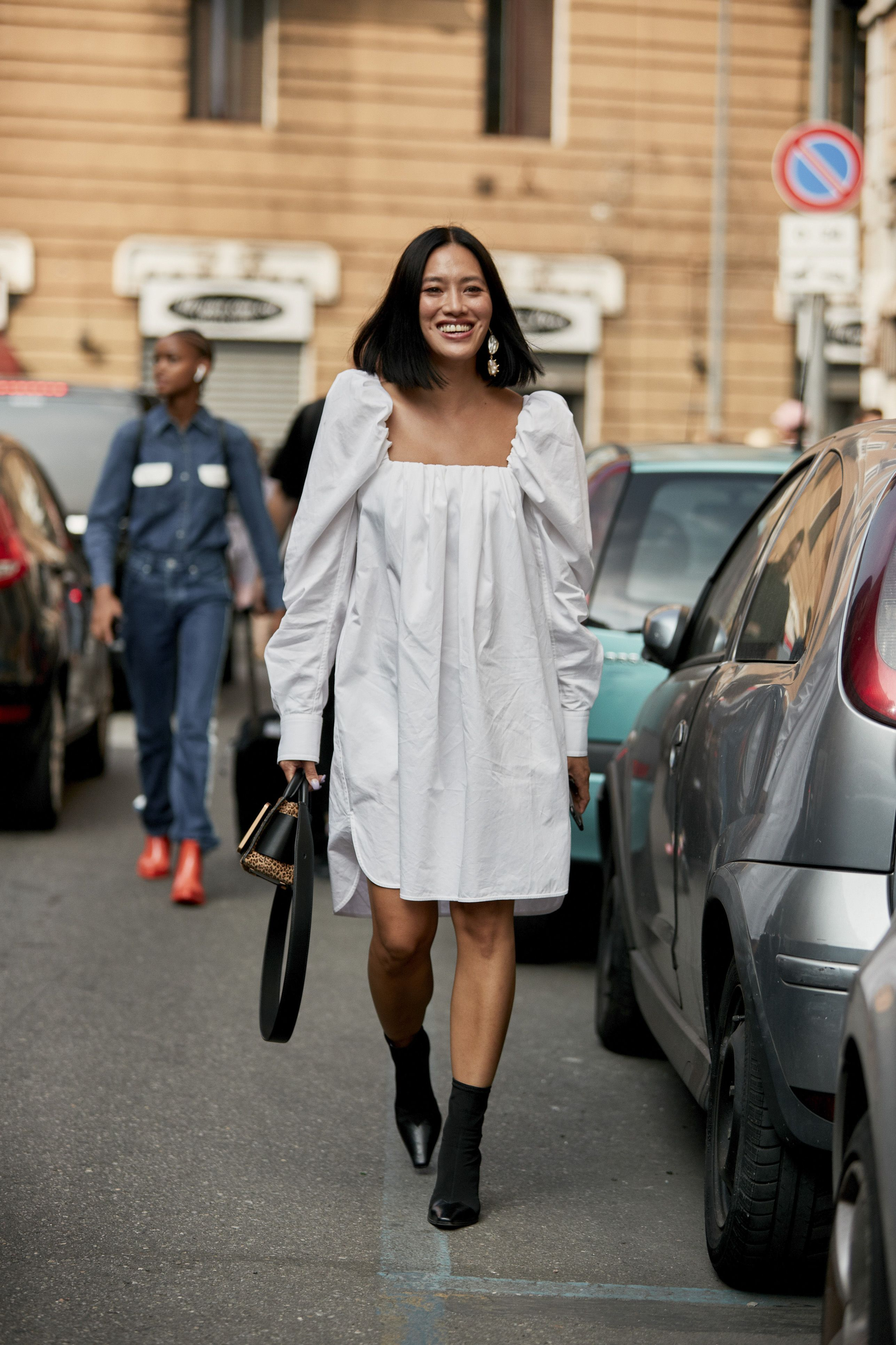 street style milan fashion week SS19