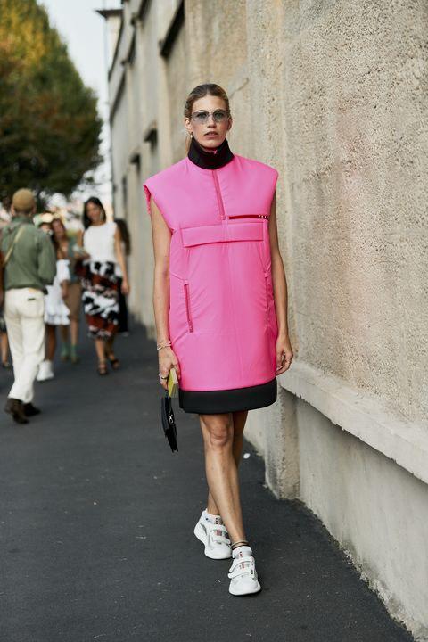 street style milan fashion week SS19