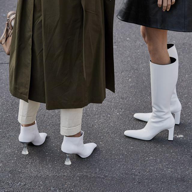 intera collezione vendita calda diversificato nella confezione Moda Scarpe 2019: come abbinare gli stivaletti bianchi ...