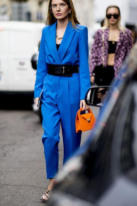 colori moda 2020, moda colori 2020, colori di tendenza 2020, come abbinare i colori nell'abbigliamento, abbinamento colori vestiti, streetstyle milan fashion week, milano fashion week, moda primavera estate 2020