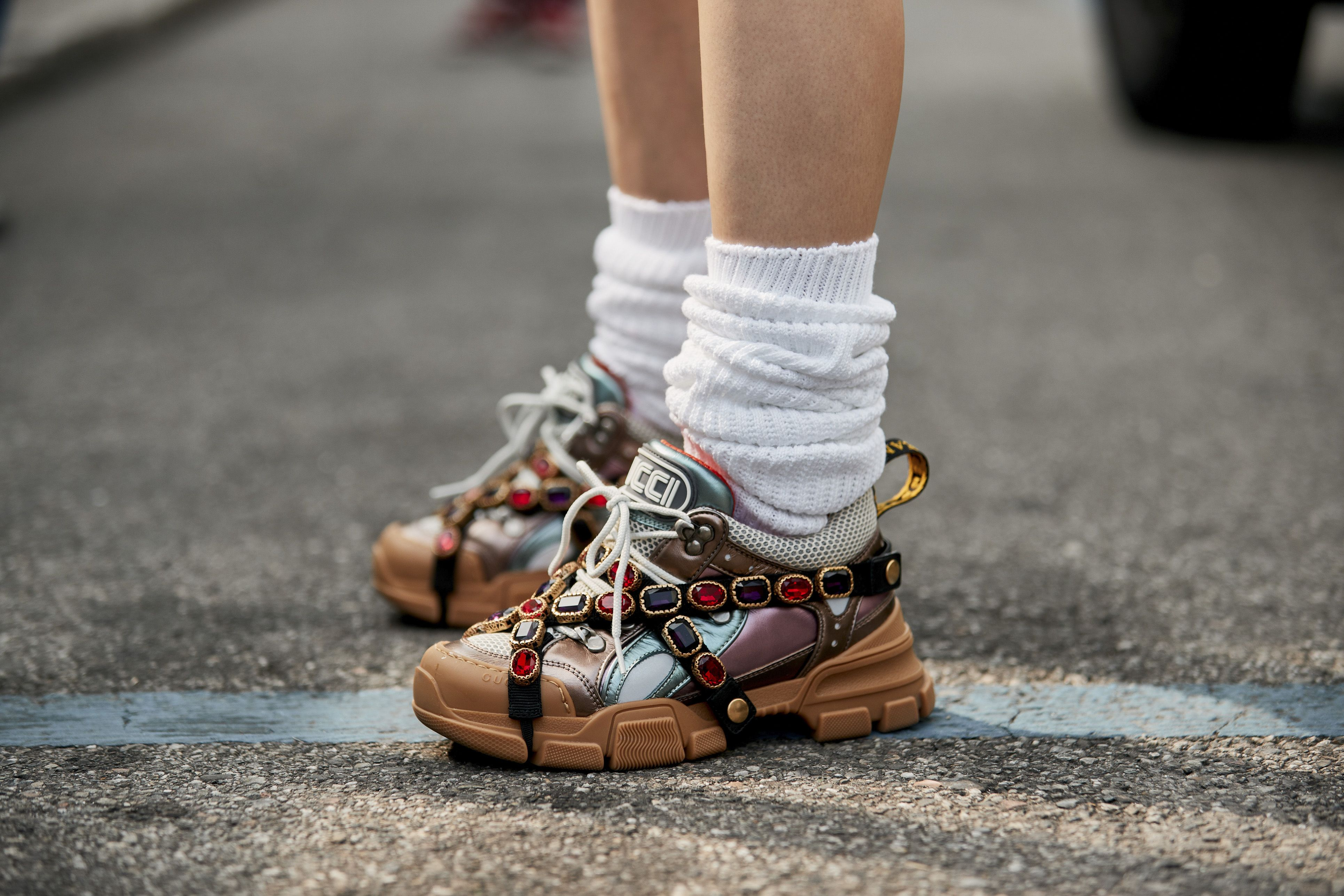 Da sneakers donna a chunker: questa è pura moda estate 2019