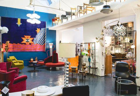 Lighting, Interior design, Room, Floor, Furniture, Ceiling, Interior design, Light fixture, Flooring, Couch,