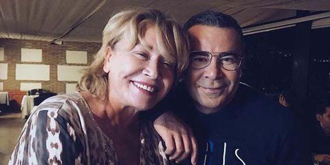Jorge Javier Vázquez y Mila Ximénez