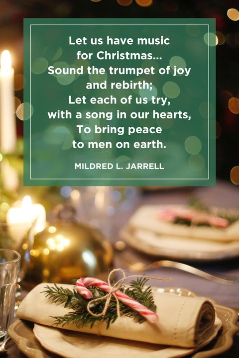 Mildred L. Jarrell Christmas Quotes