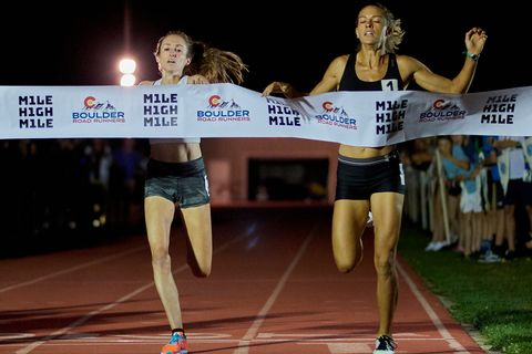 Why It's So Hard to Run a Sub-4 Mile at Altitude
