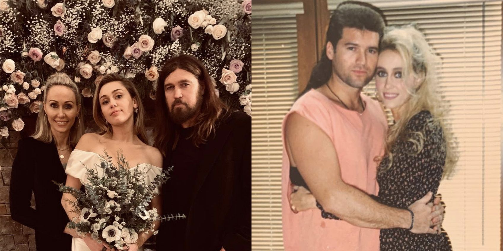 New Details From Behind The Scenes At Miley Cyrus And Liam Hemsworth S Wedding