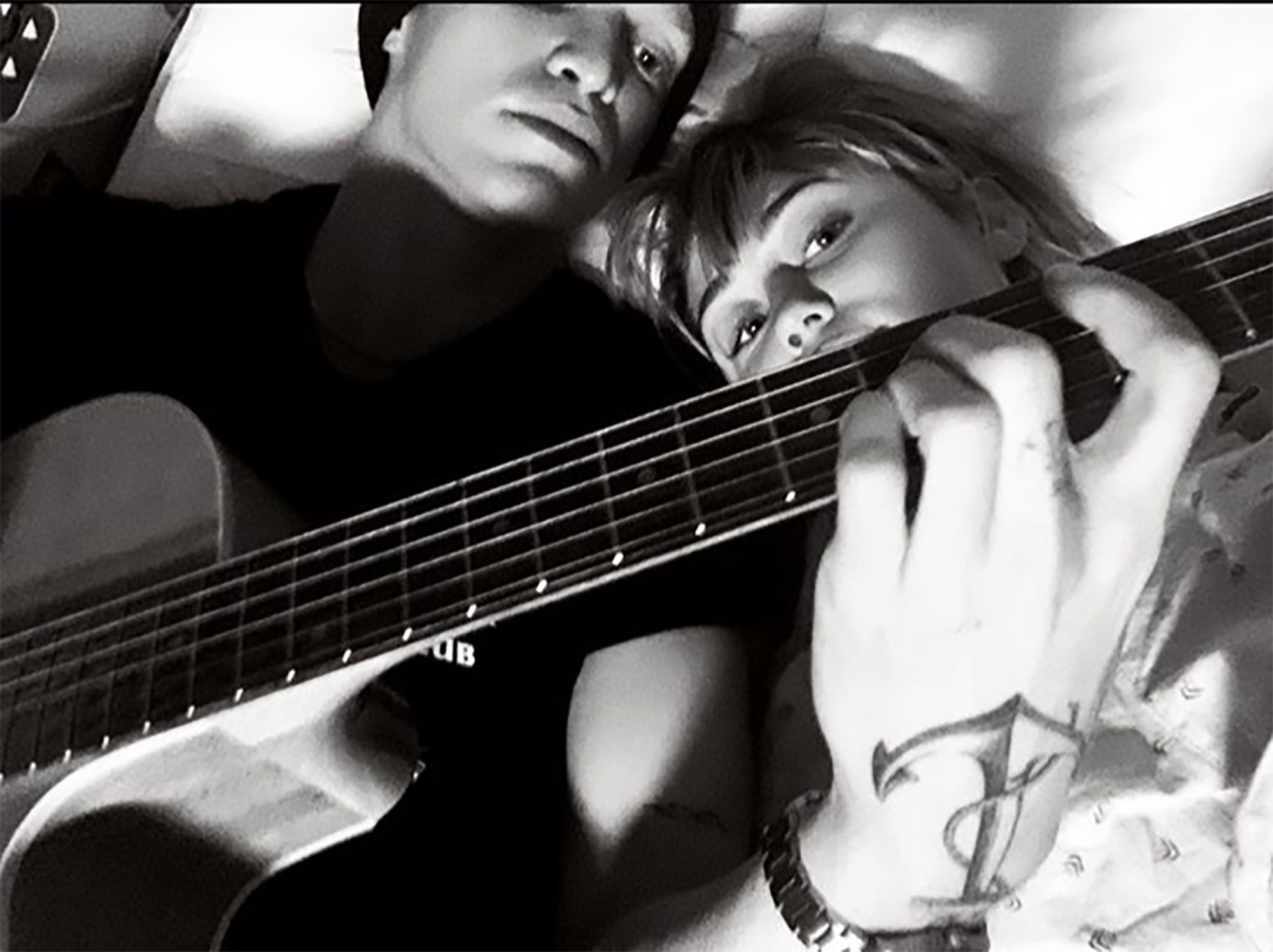 What Cody Simpson's 'Golden Thing' Lyrics Reveal About His Relationship With Miley Cyrus