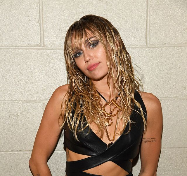 miley cyrus reveals she's been sober for 6 months