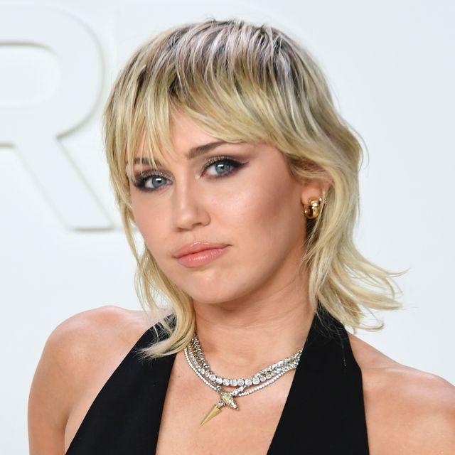 Miley Cyrus just got an '80s mum haircut