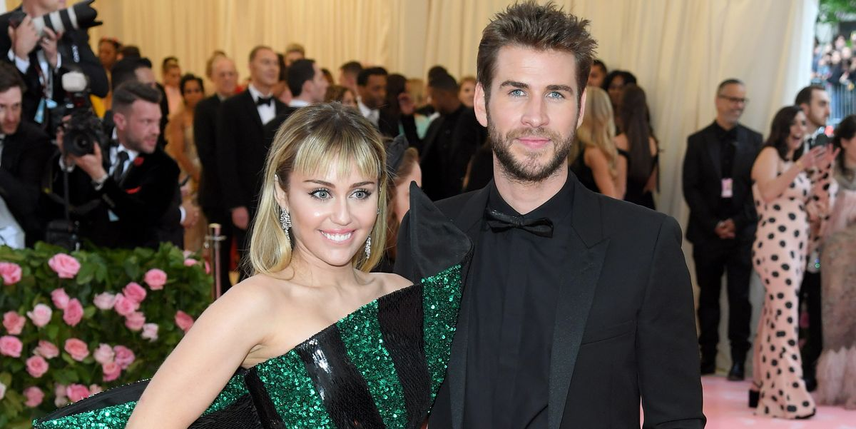 Liam Hemsworth Reportedly Learned of His Split from Miley Cyrus on Social Media