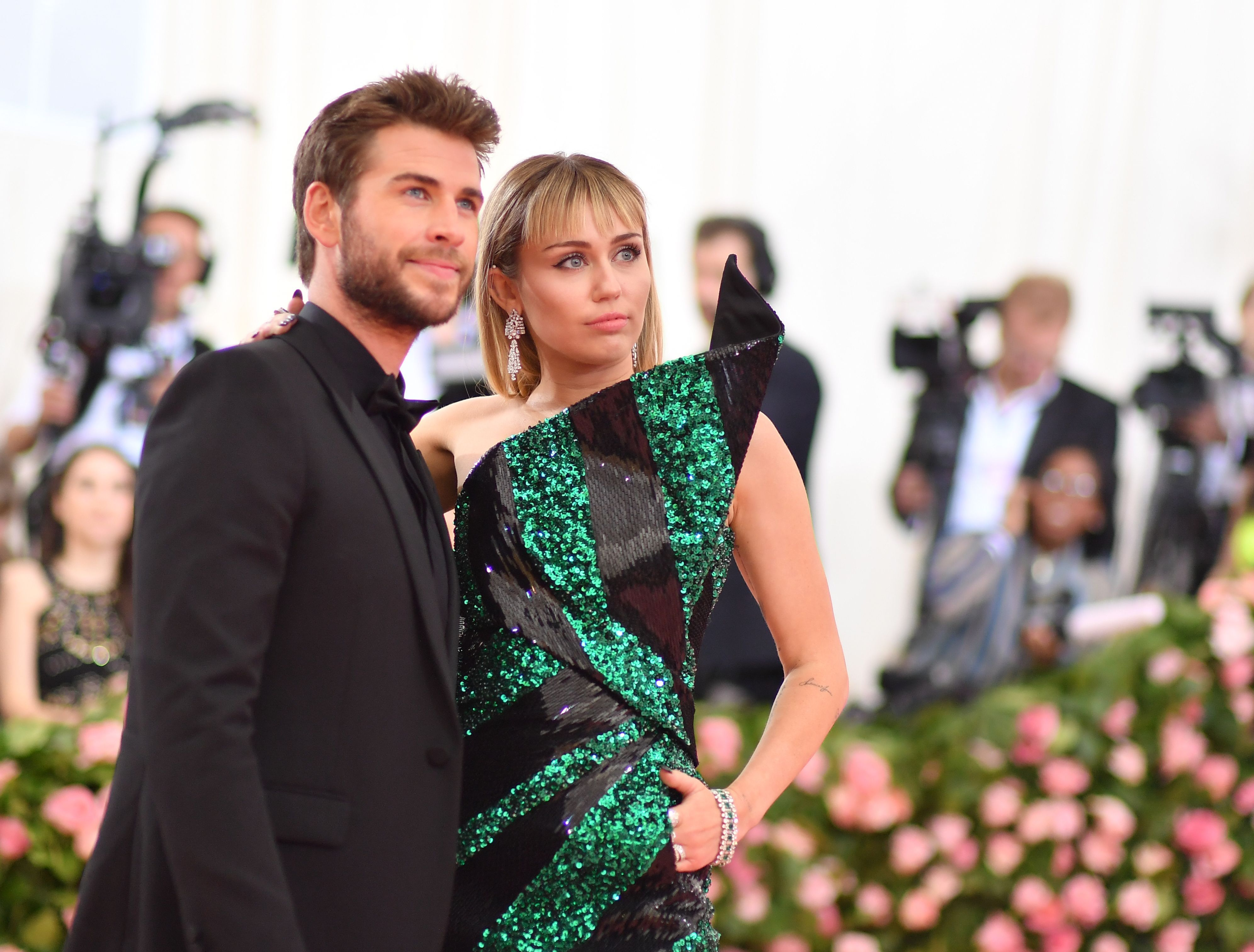 Why Liam Hemsworth Doesn't Care What Miley Cyrus Is Doing Anymore