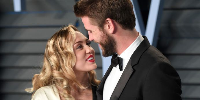 Miley Cyrus Shared Her and Liam Hemsworth's Full Wedding Album for Valentine's Day