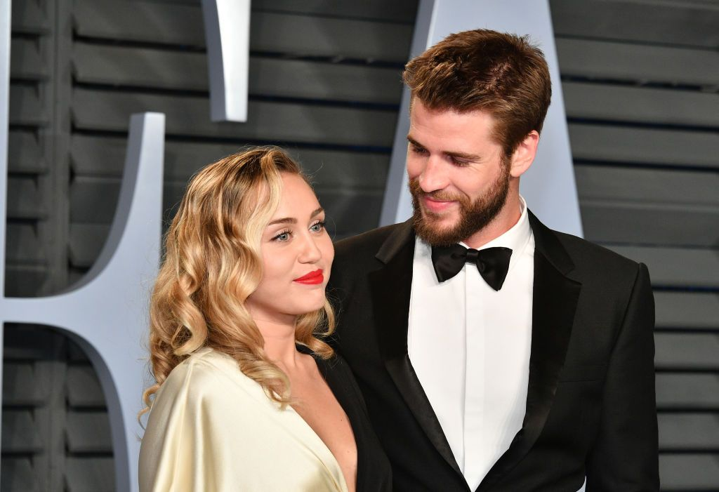 Miley Cyrus and Liam Hemsworth have finalised their divorce