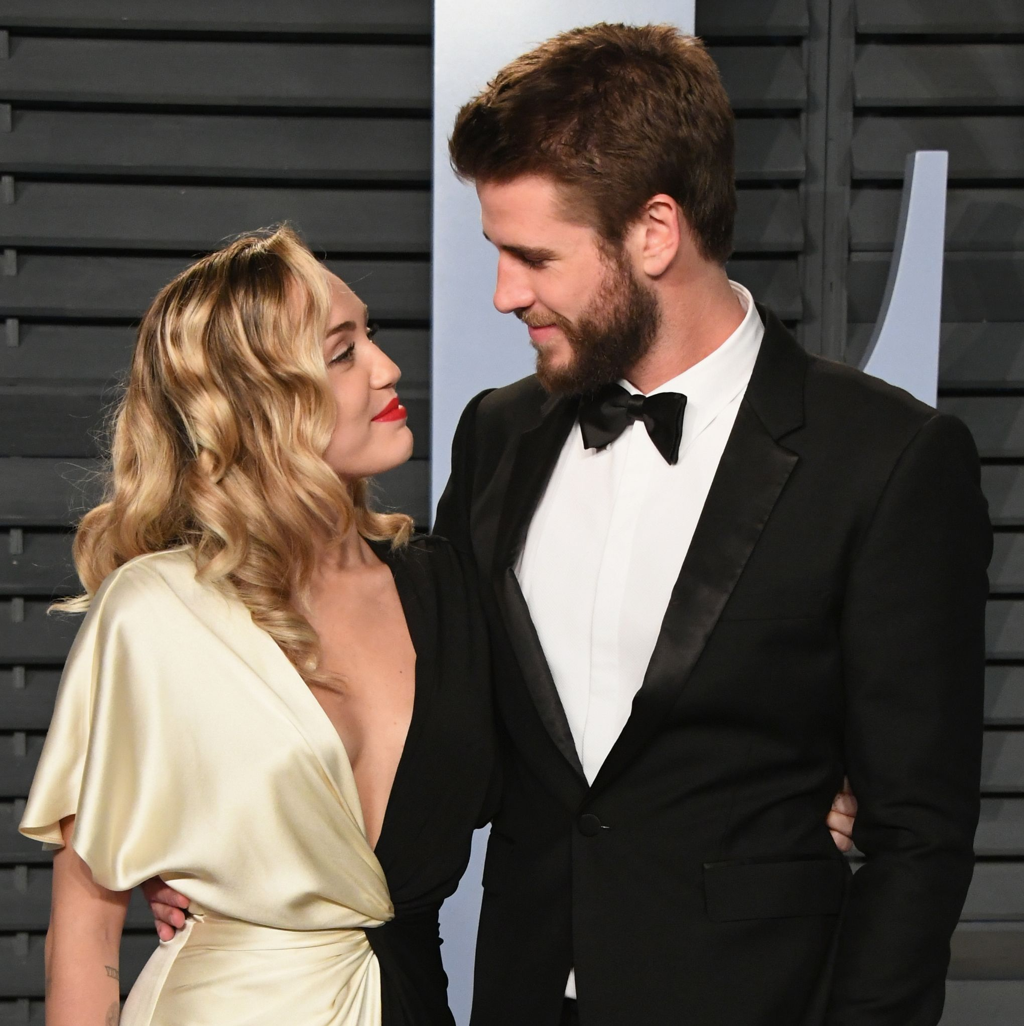 Miley Cyrus Shares New Photos of Her Wedding to Liam Hemsworth