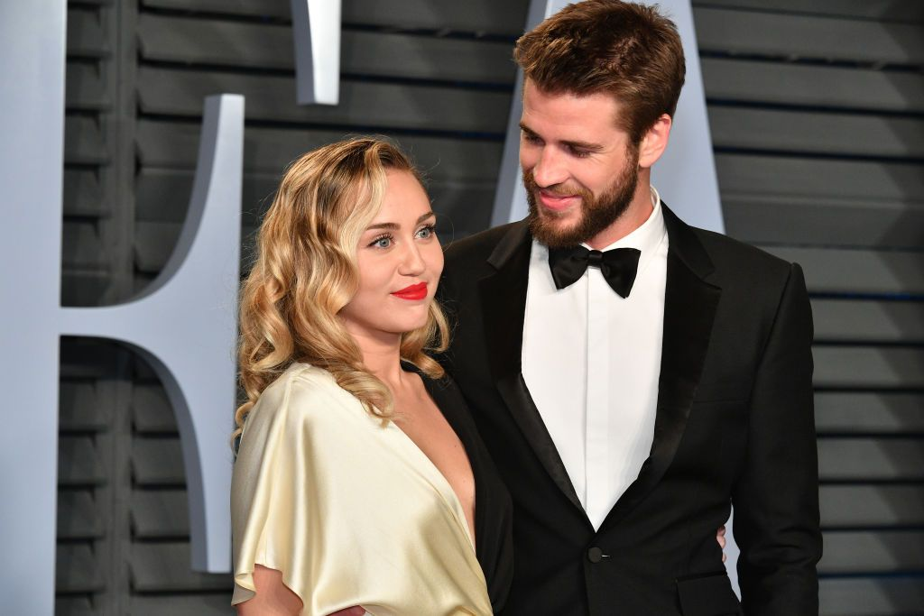 Liam Hemsworth has the final say on Miley Cyrus separation on Instagram