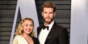 Miley Cyrus, Liam Hemsworth, break-up, geruchten, uit elkaar, zijn Miley en Liam nog samen?, gelukkig, lunchen, foto's, gespot, nog samen, trouwen, verloofd, getrouwd