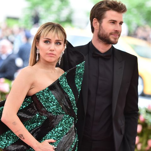 b914bd145ad45 How Miley Cyrus Paid Tribute to Her and Liam Hemsworth's 10th ...