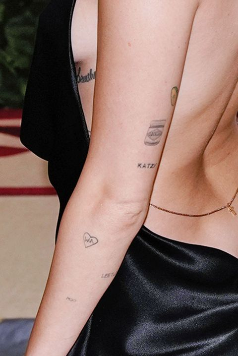 All Of Miley Cyrus Tattoos Miley Cyrus Tattoos And Their Meaning