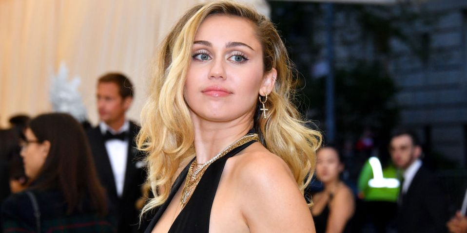 Miley Cyrus's New Mullet Cut Is Giving Off Major Princess Diana Vibes